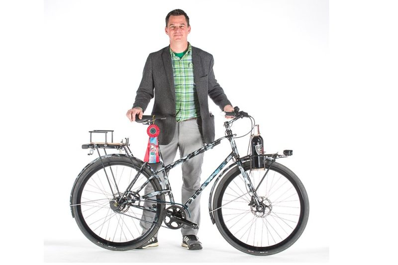 Best City Utility Bike: Shamrock Cycles