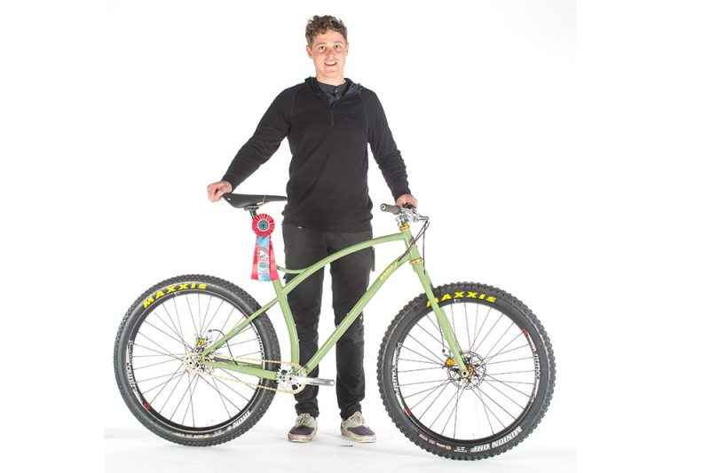 Best Mountain Bike: Sklar Bikes