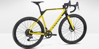 Leaked Images of Canyon's Inflite CF SLX