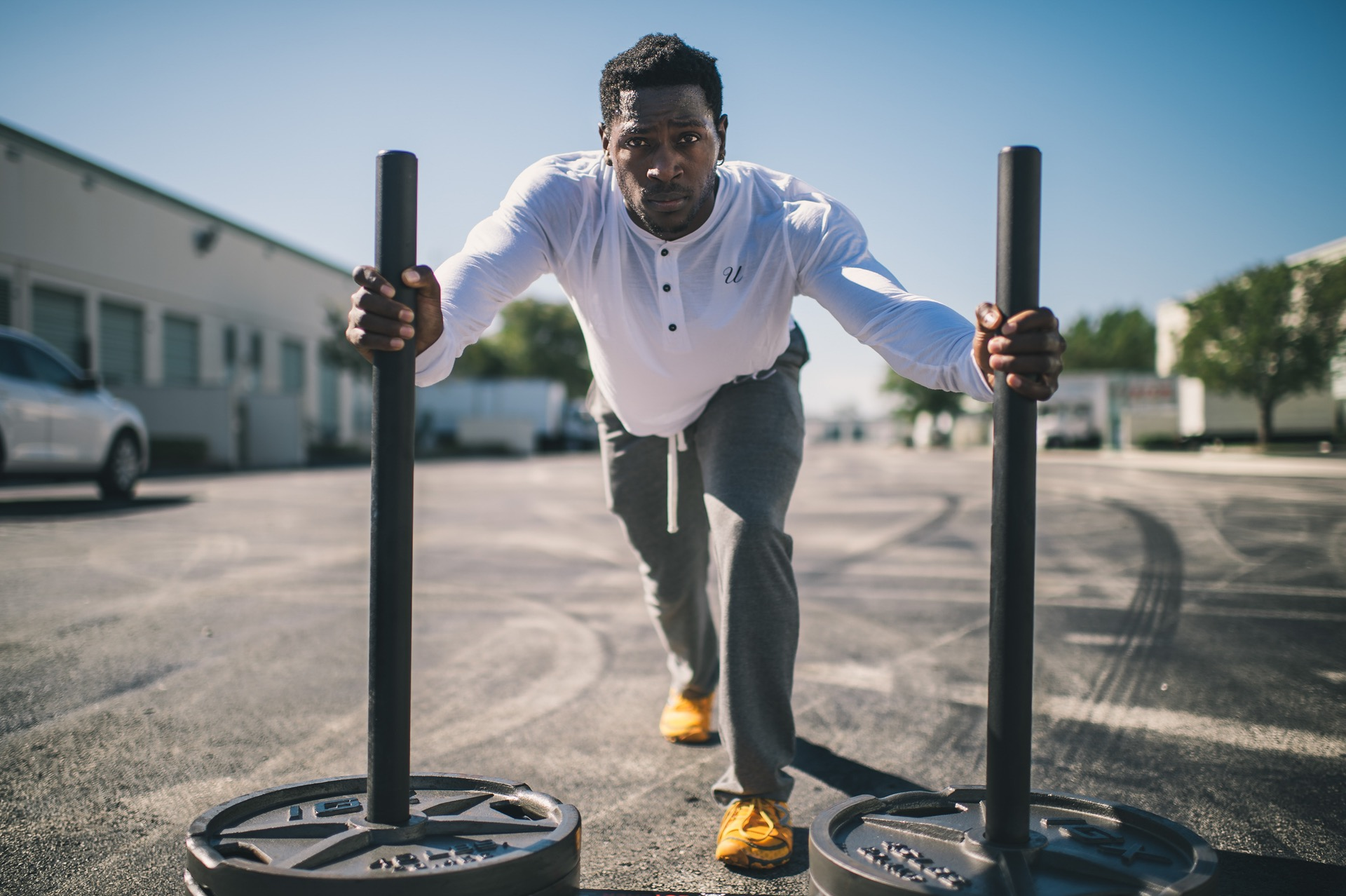 5 Reasons Why You're Not Making Gains In The Gym 10