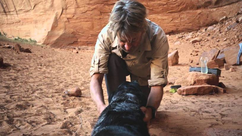 Watch this Great Short About Backpacking with Man's Best Friend