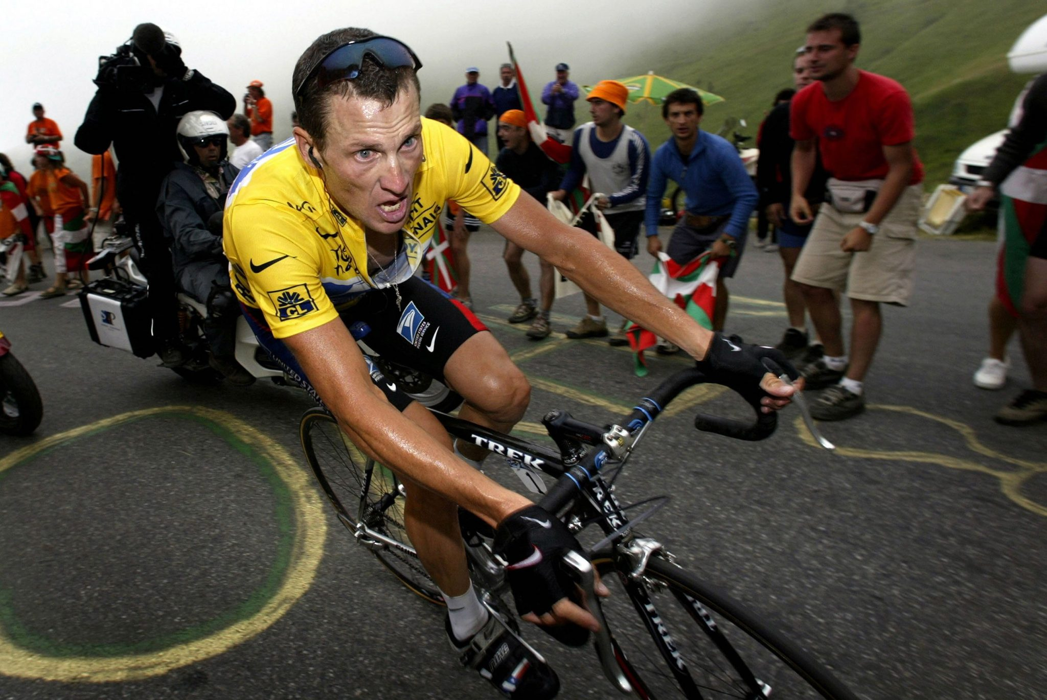 USDJ Reveals Why It's Targeting Lance Armstrong Alone in Lawsuit 3