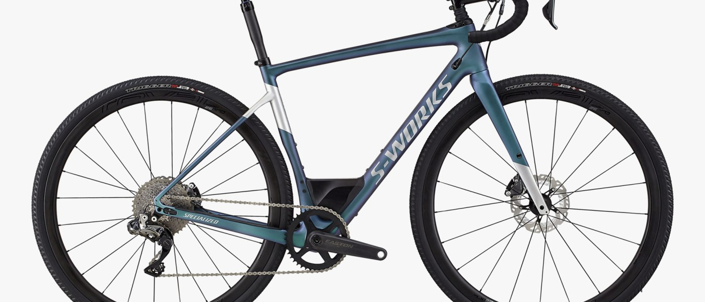 Specialized Adds Suspension to its Diverge Gravel Bike 1