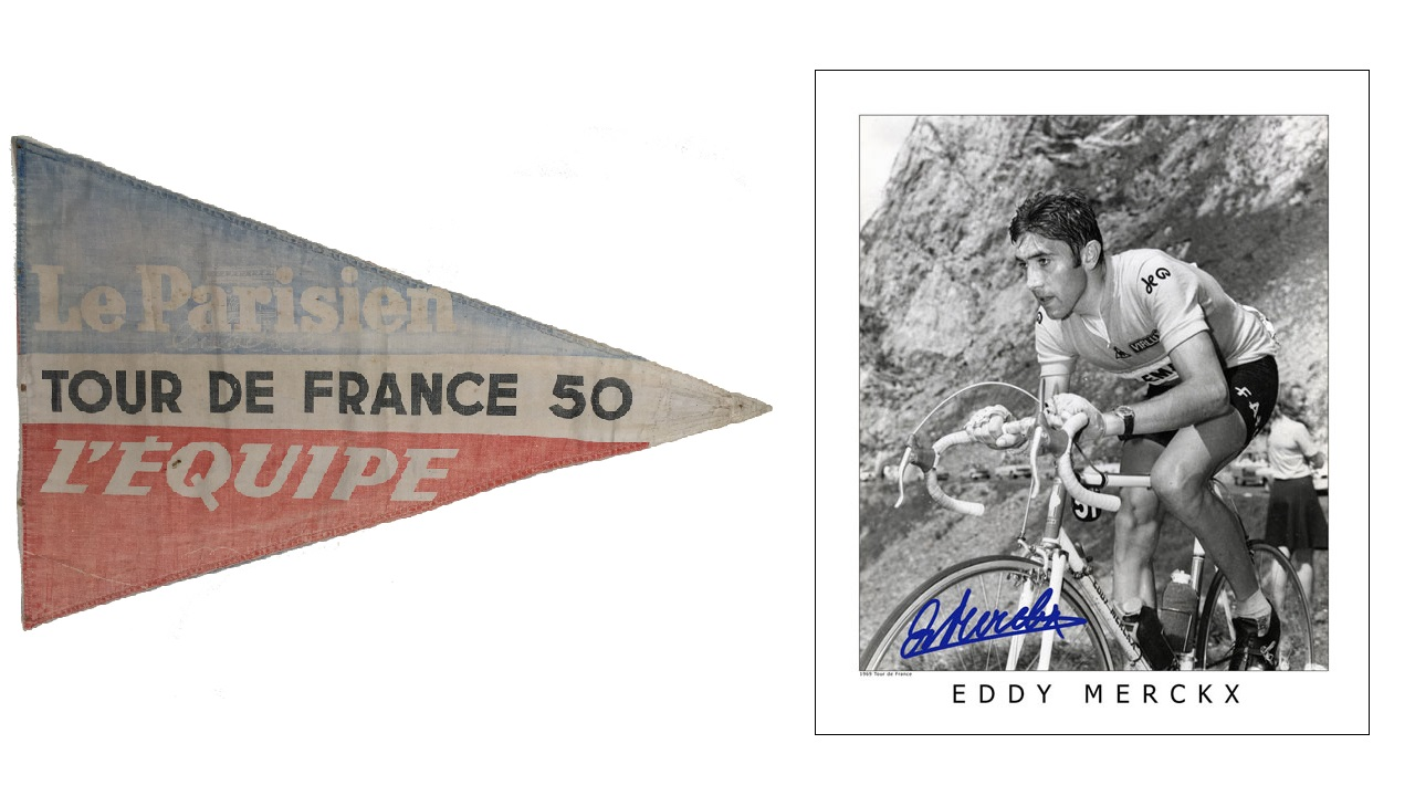 Grab a Piece of Tour de France History from the Horton Collection 1