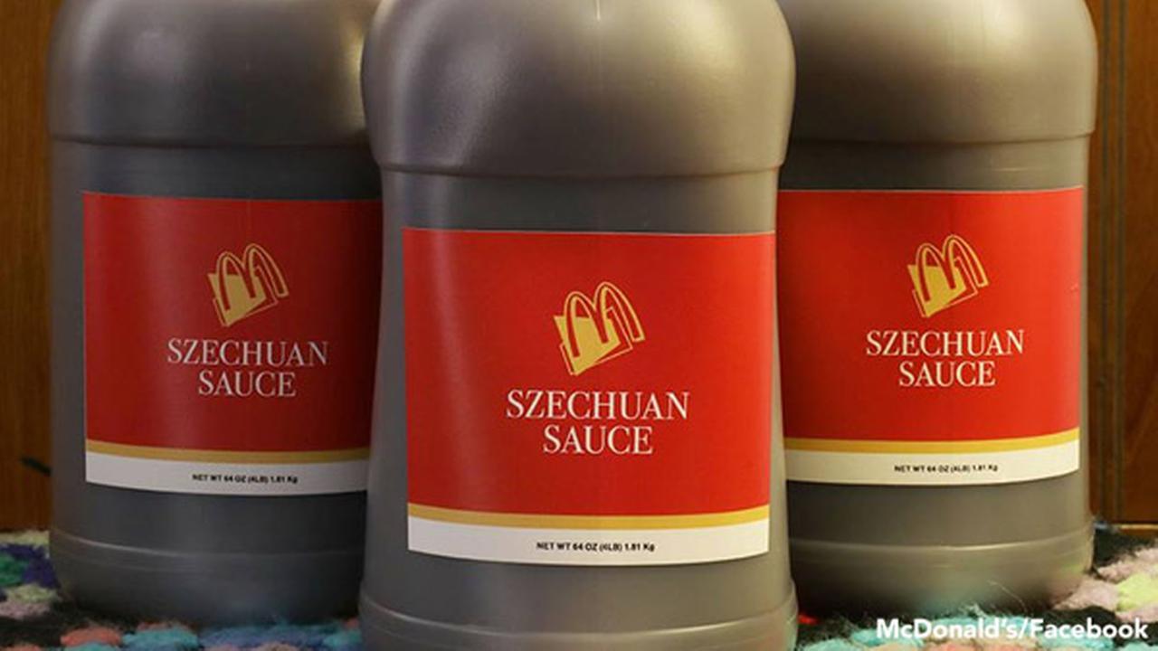 """A DIY Recipe for That McDonald's Szechuan Sauce From """"Rick and Morty"""" 1"""