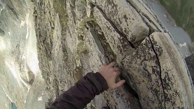 Here's How Sharp Capitol Peak's Knife Edge Really Is 18