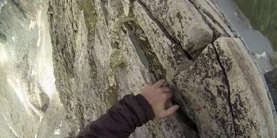 Here's How Sharp Capitol Peak's Knife Edge Really Is