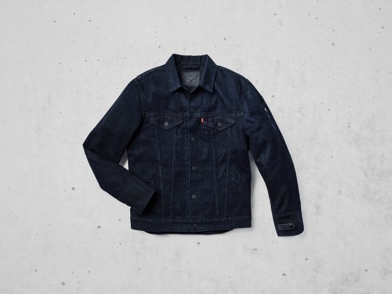 Google and Levi's 'Commuter Trucker Jacket with Jacquard'