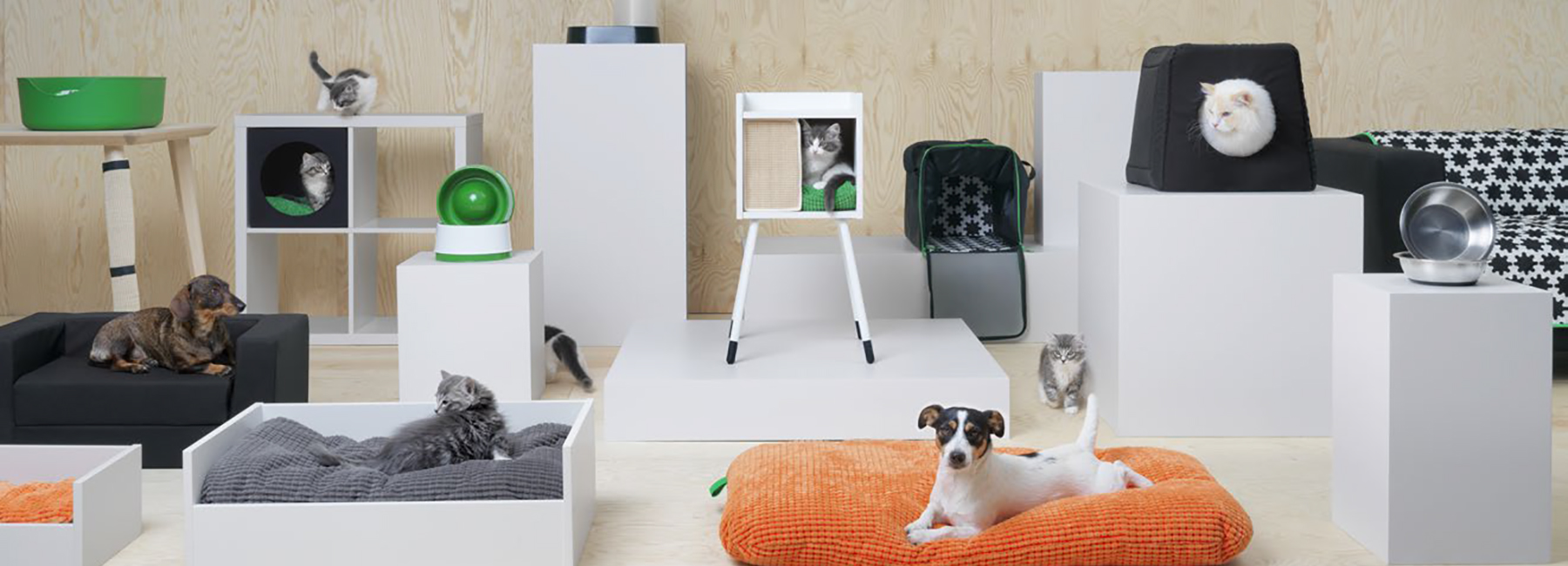 IKEA Is Rolling Out 'LURVIG' A Pet Furniture & Accessory Collection 3