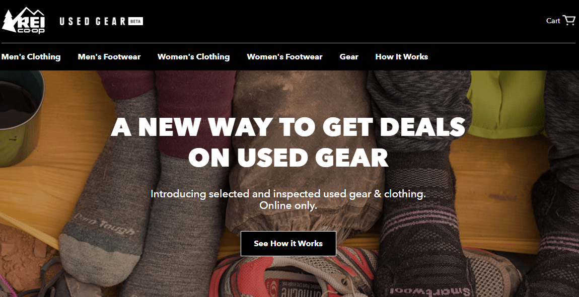 REI Launches Used Gear Online Store 3