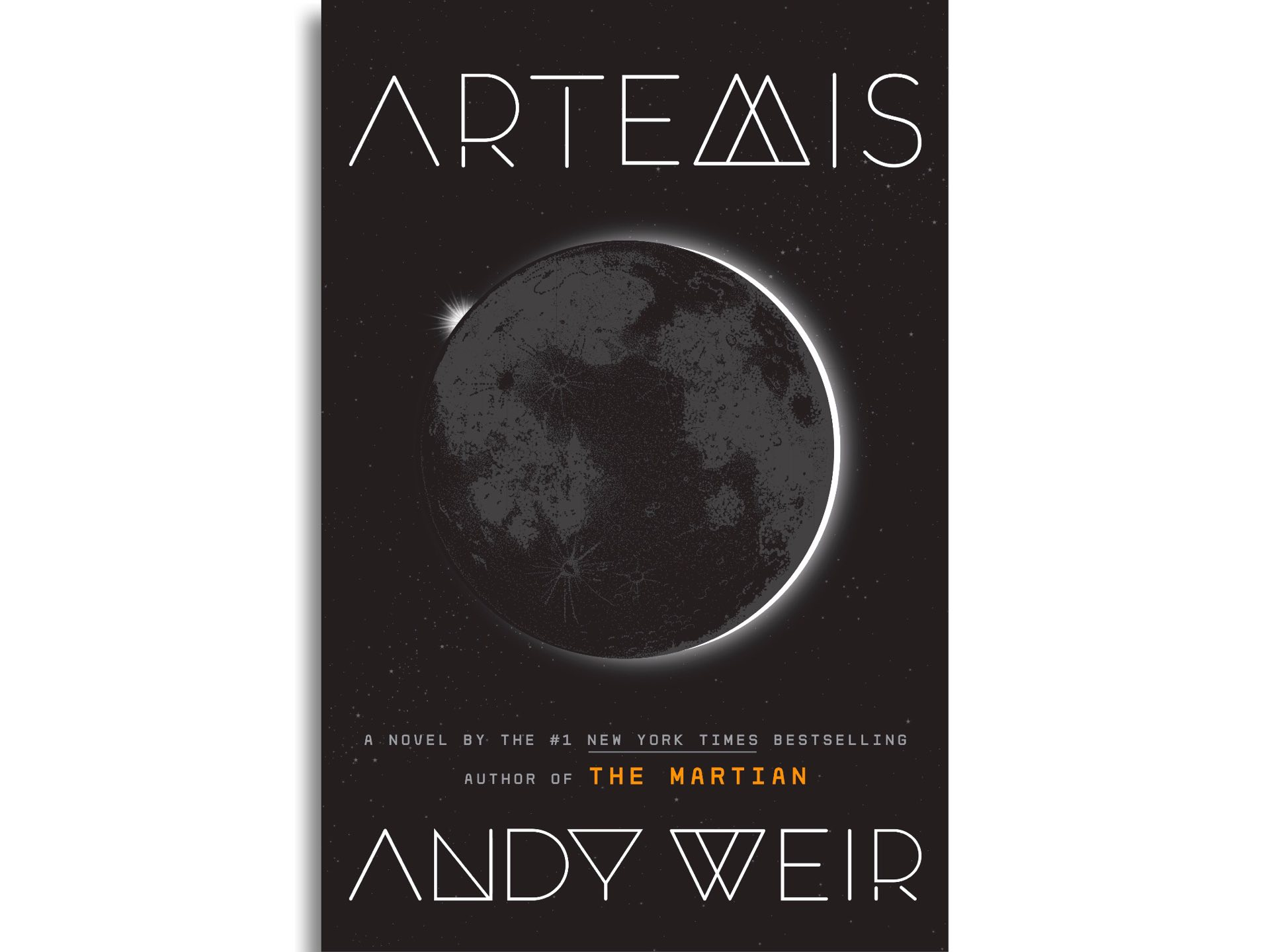 Artemis by Andy Weir is Out Now 11
