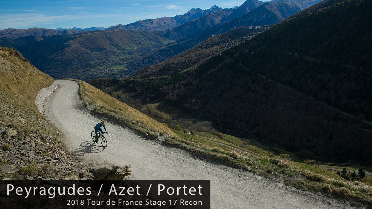 Col Collective Previews Short and Steep TDF Stage 17 to Portet 27