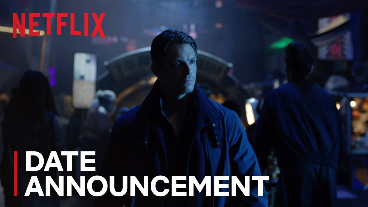 The First Trailer for Netflix's New Sci-Fi Show 'Altered Carbon' 10
