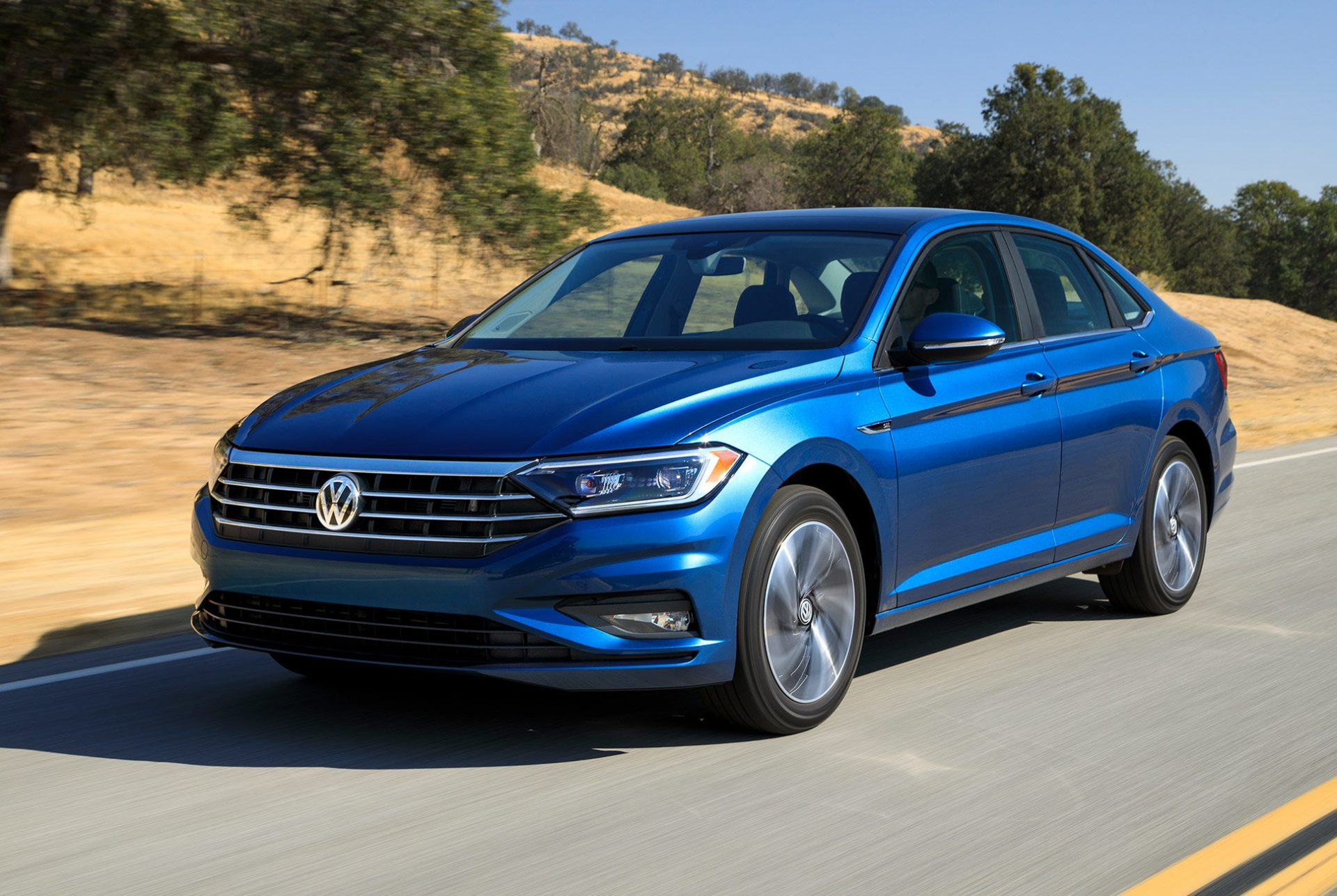 The 2019 Volkswagen Jetta Looks Fantastic 10