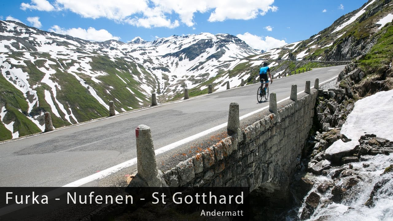 "Col Collective Rides the ""Giants of Switzerland"" - Furka, Nufenen & St Gotthard 21"
