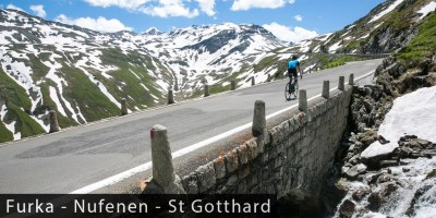 "Col Collective Rides the ""Giants of Switzerland"" – Furka, Nufenen & St Gotthard"