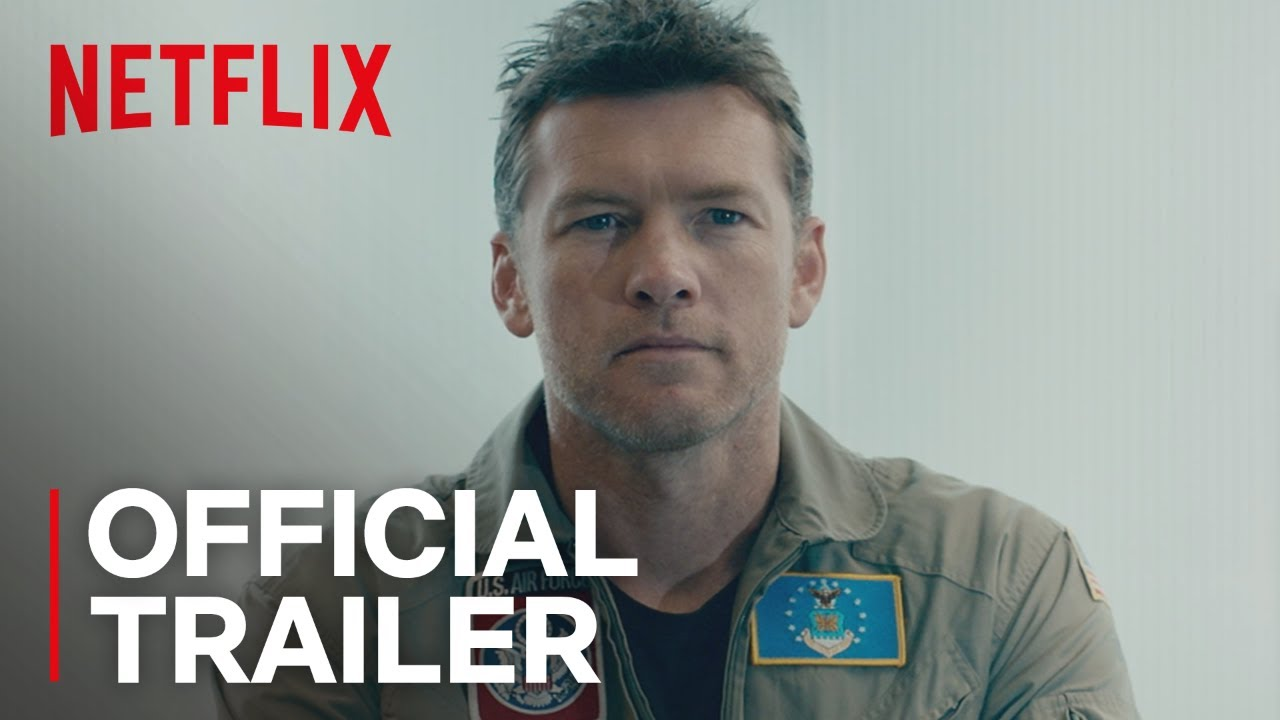 The First Trailer for Netflix's The Titan 18