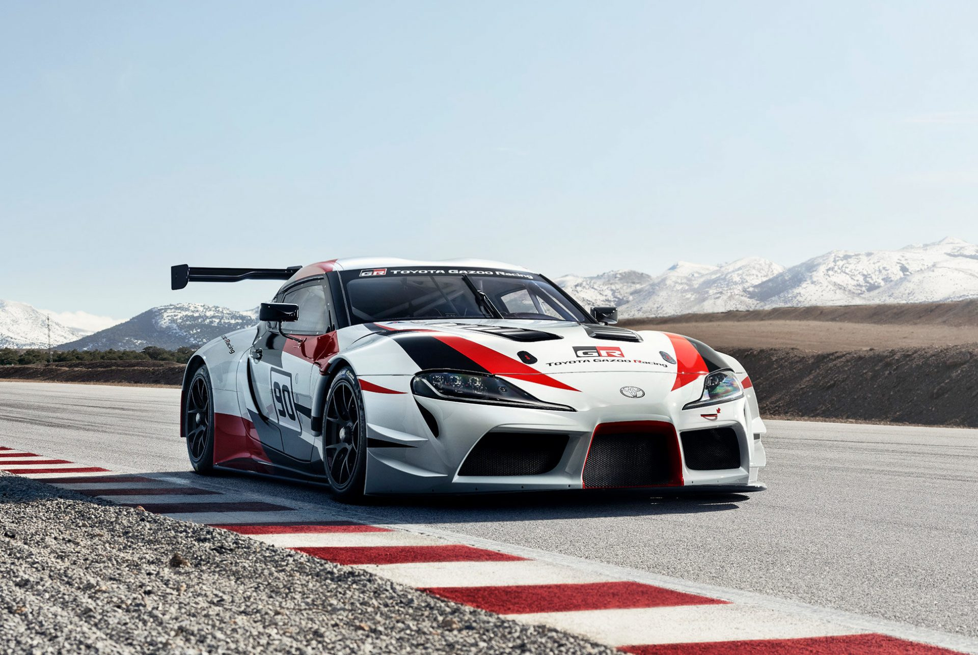The Toyota Supra is Back 22