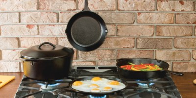 There's a Huge Sale on Lodge Cast Iron Right Now