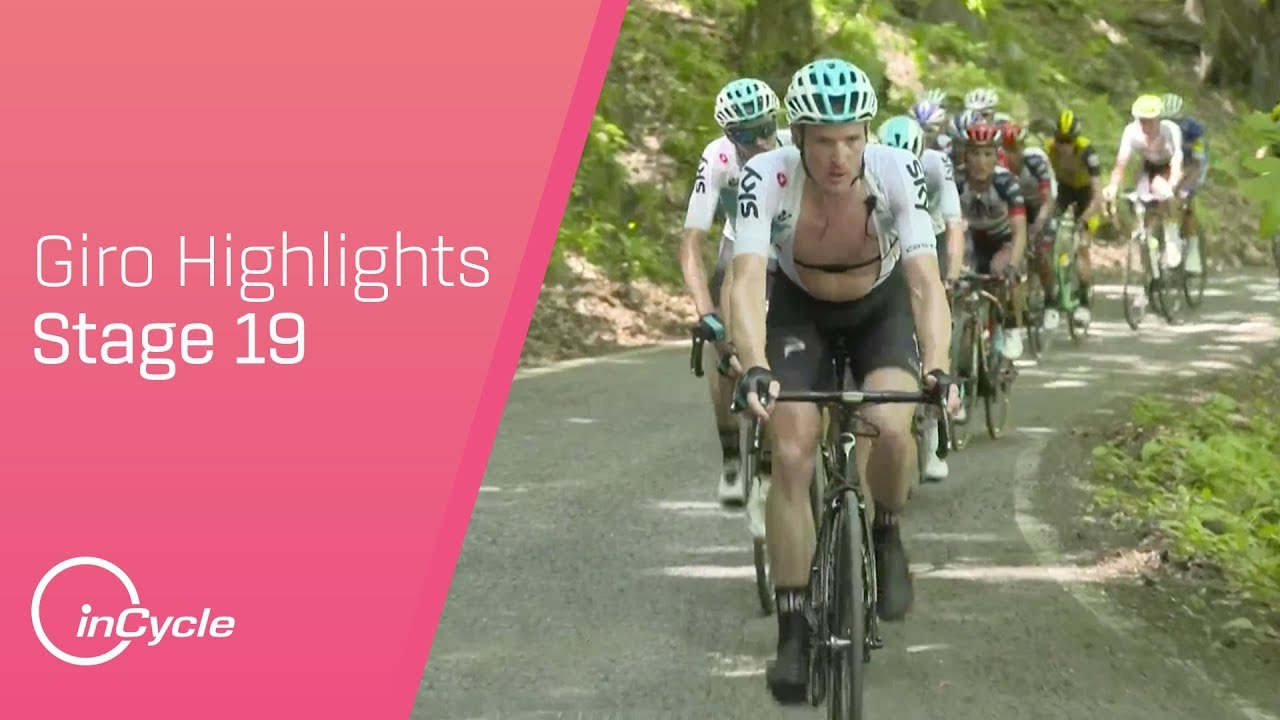 Froome's Incredible 80km Solo Attack Shakes Up Giro d'Italia 12