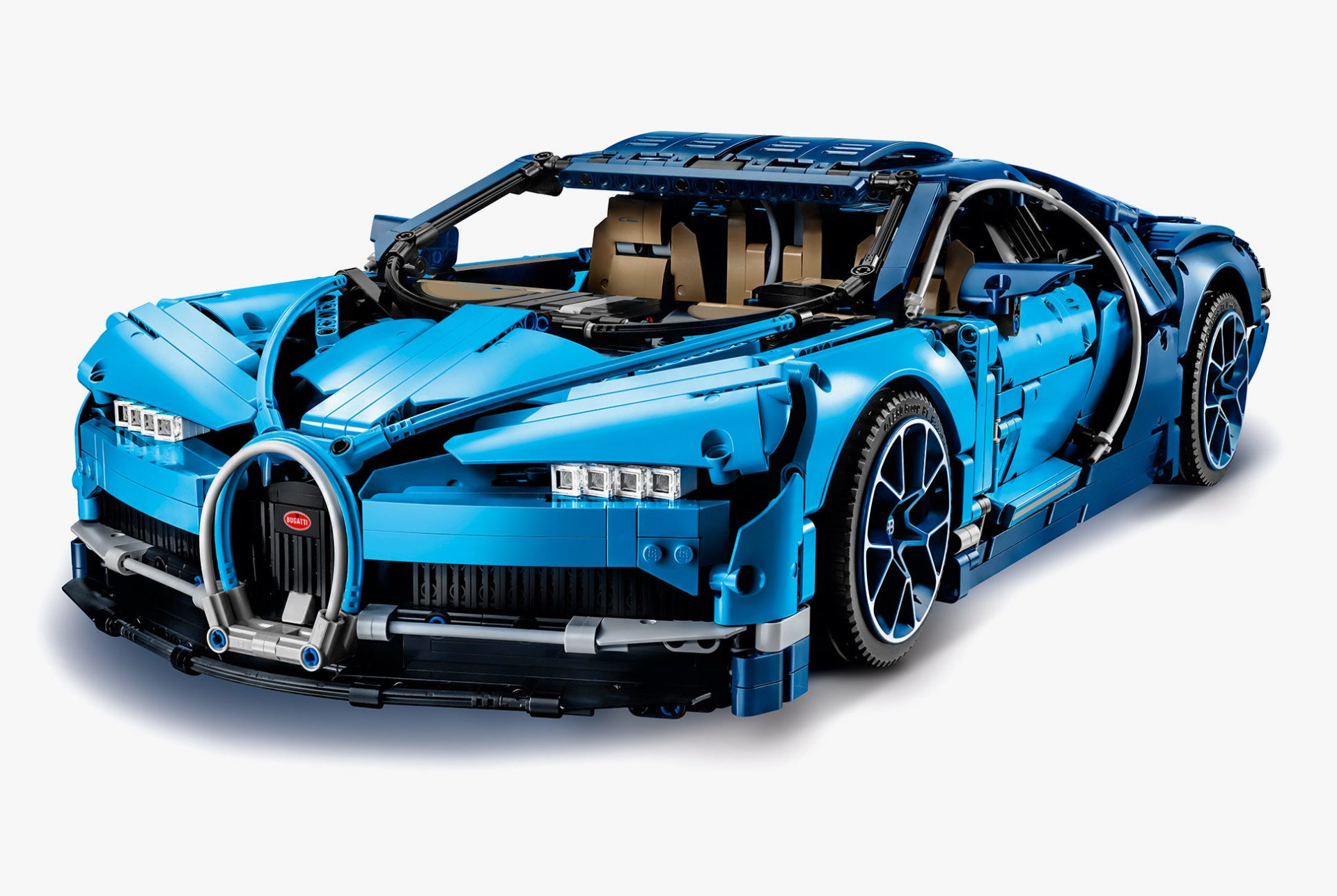 The LEGO Bugatti Chiron is Absolutely Incredible 5