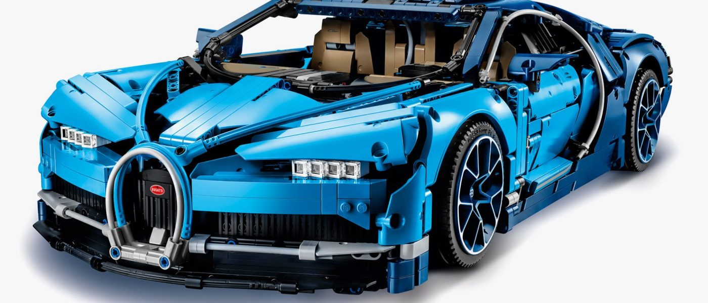 The LEGO Bugatti Chiron is Absolutely Incredible 1