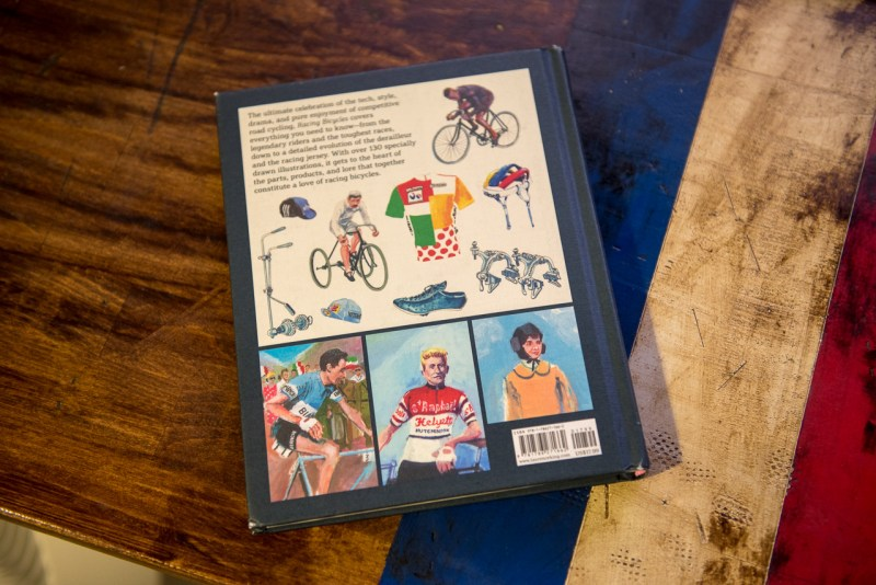 'Racing Bicycles' Book Review - Cycling Explained with Art 7