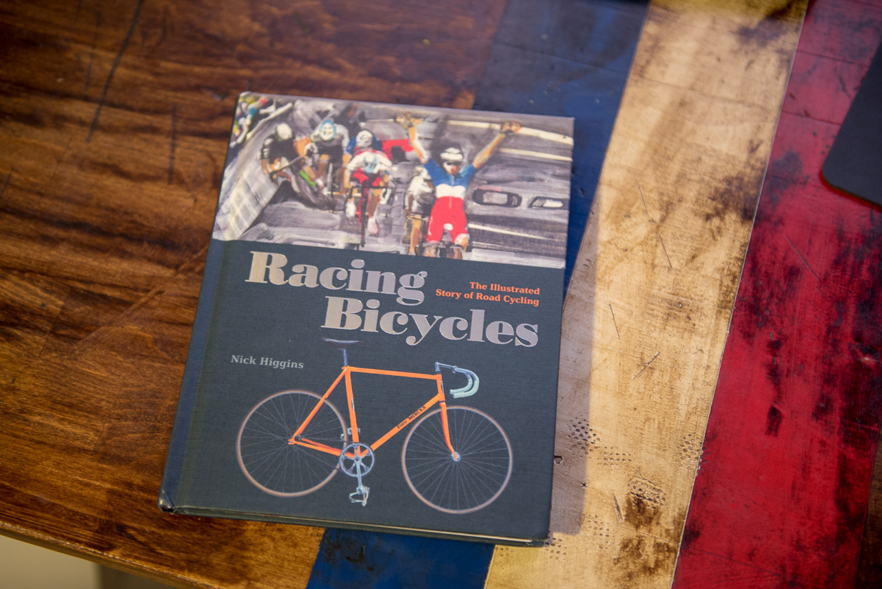 'Racing Bicycles' Book Review - Cycling Explained with Art 16