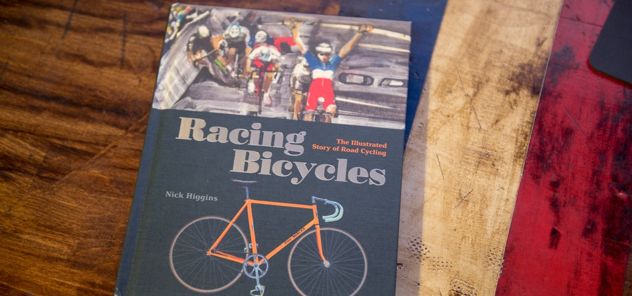 'Racing Bicycles' Book Review - Cycling Explained with Art 1