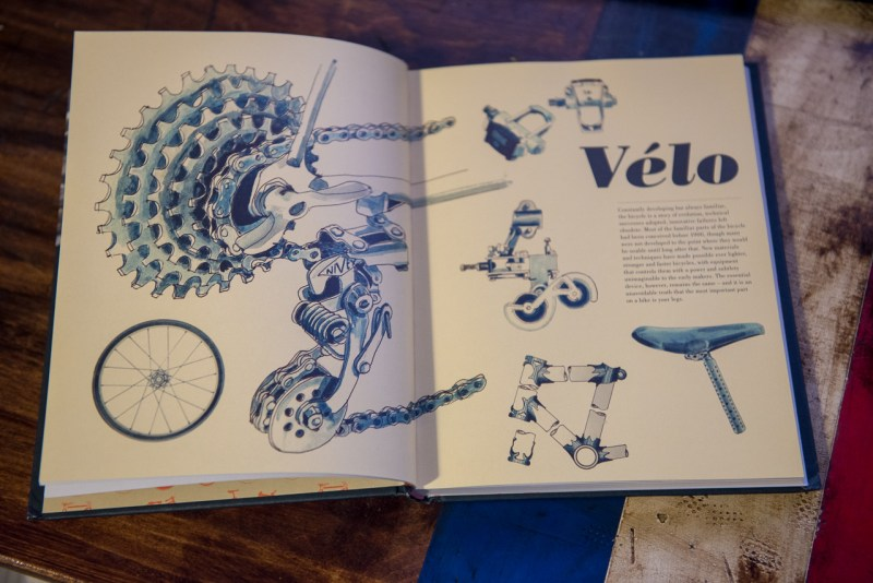 'Racing Bicycles' Book Review - Cycling Explained with Art 4