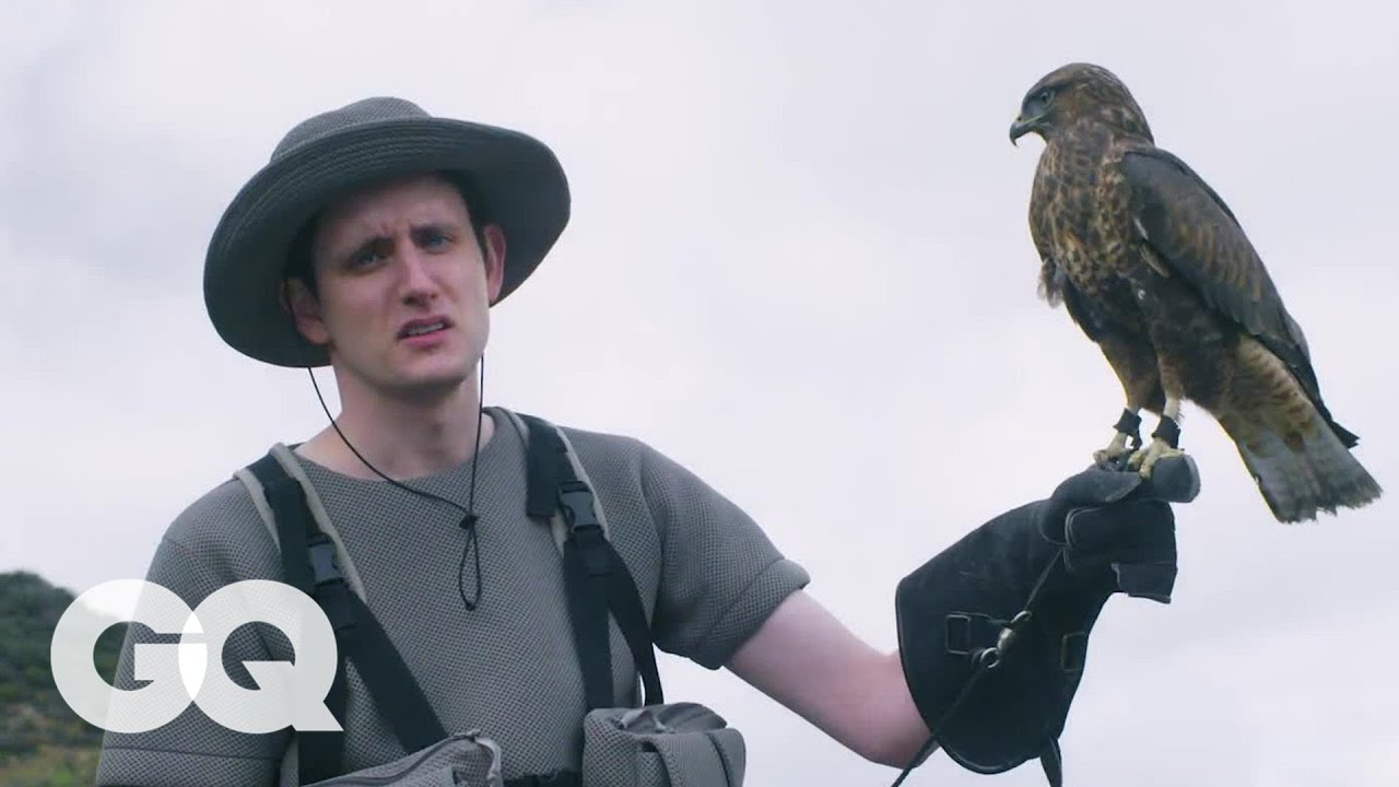 Silicon Valley's Zach Woods Gives Really Bad Advice on How to Survive in the Woods 33