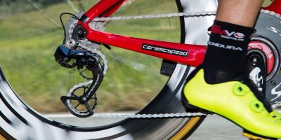 What's Up with the Oversize Rear Derailleur Pulleys Pros are Using in the Tour de France?