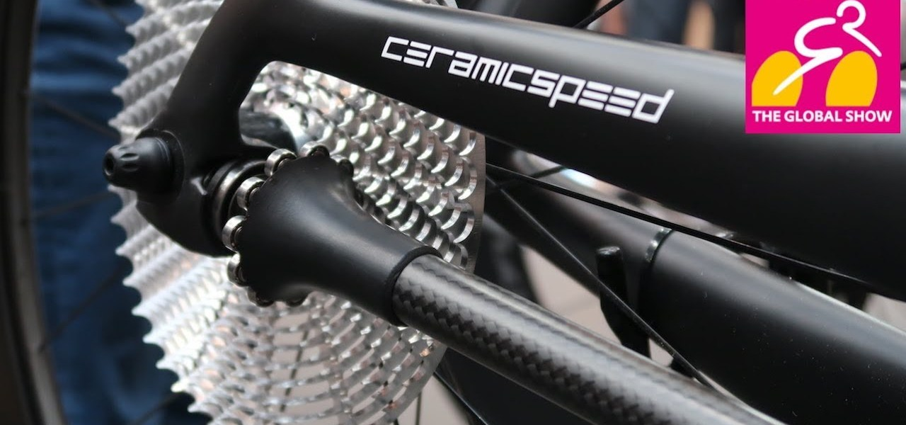How CeramicSpeed's 99% Efficient Chain-Free Bicycle Works 1
