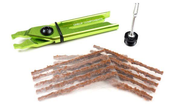 OneUp Components EDC Tubeless Plug & Plier Kit Fixes Flats Fast 30