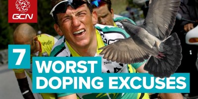 The Worst Doping Excuses 9