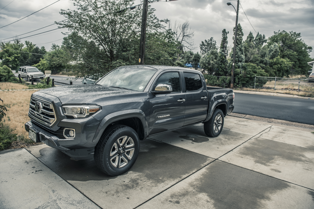 2018 Toyota Tacoma Limited Double Cab Review – Gear & Grit