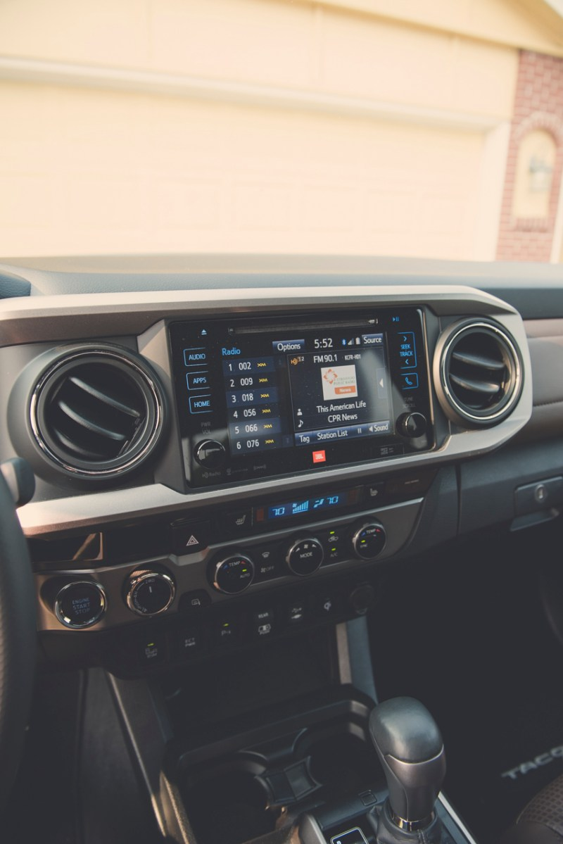 2018 Toyota Tacoma Limited Double Cab Review 9
