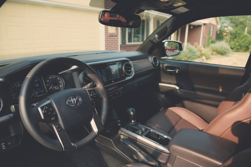 2018 Toyota Tacoma Limited Double Cab Review