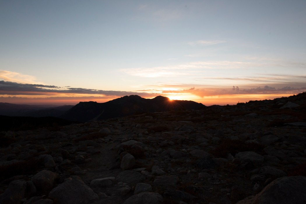 A Late Summer Ascent of Longs Peak 2