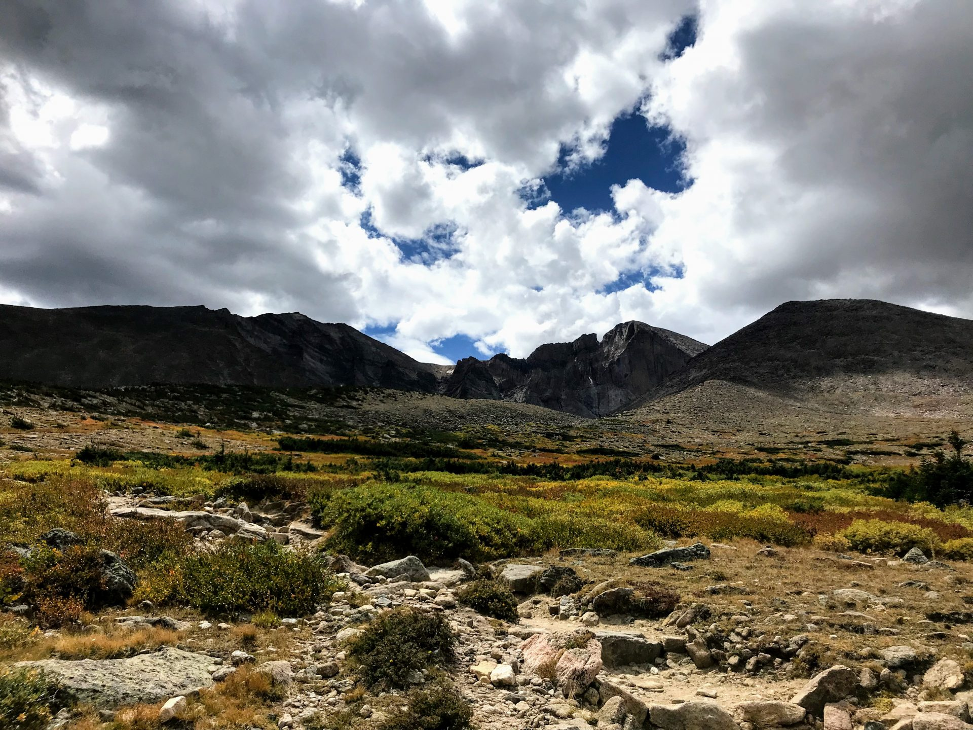 A Late Summer Ascent of Longs Peak 11