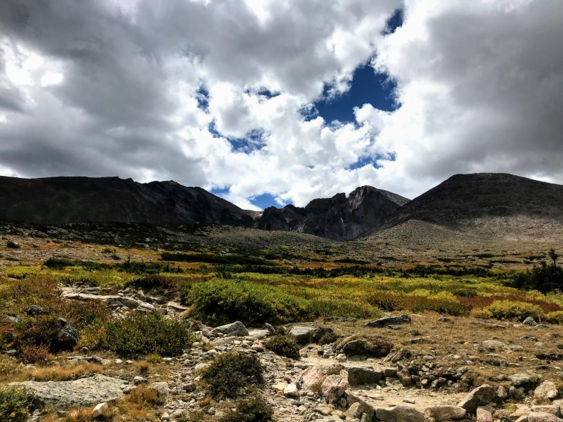 A Late Summer Ascent of Longs Peak