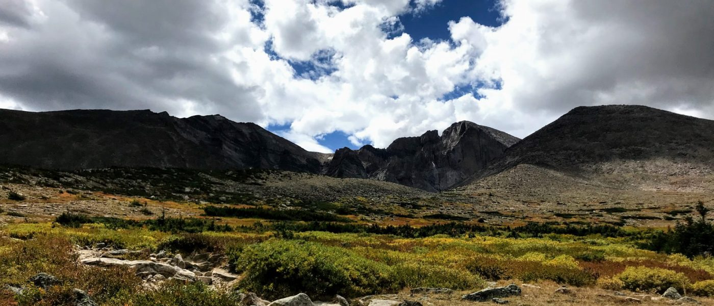 A Late Summer Ascent of Longs Peak 1