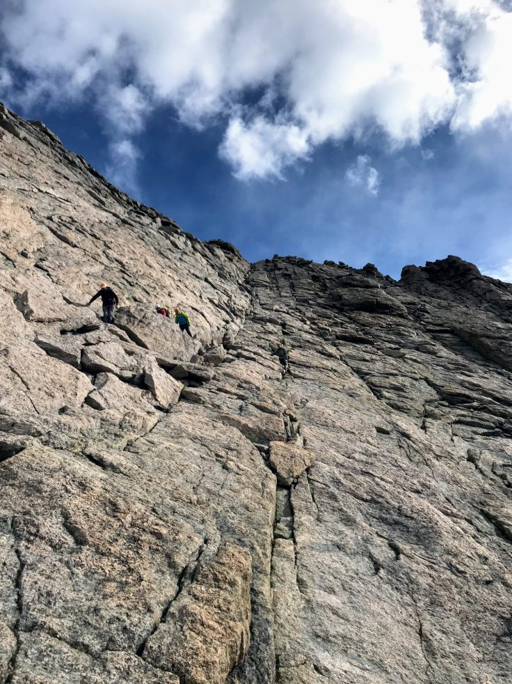 A Late Summer Ascent of Longs Peak 8
