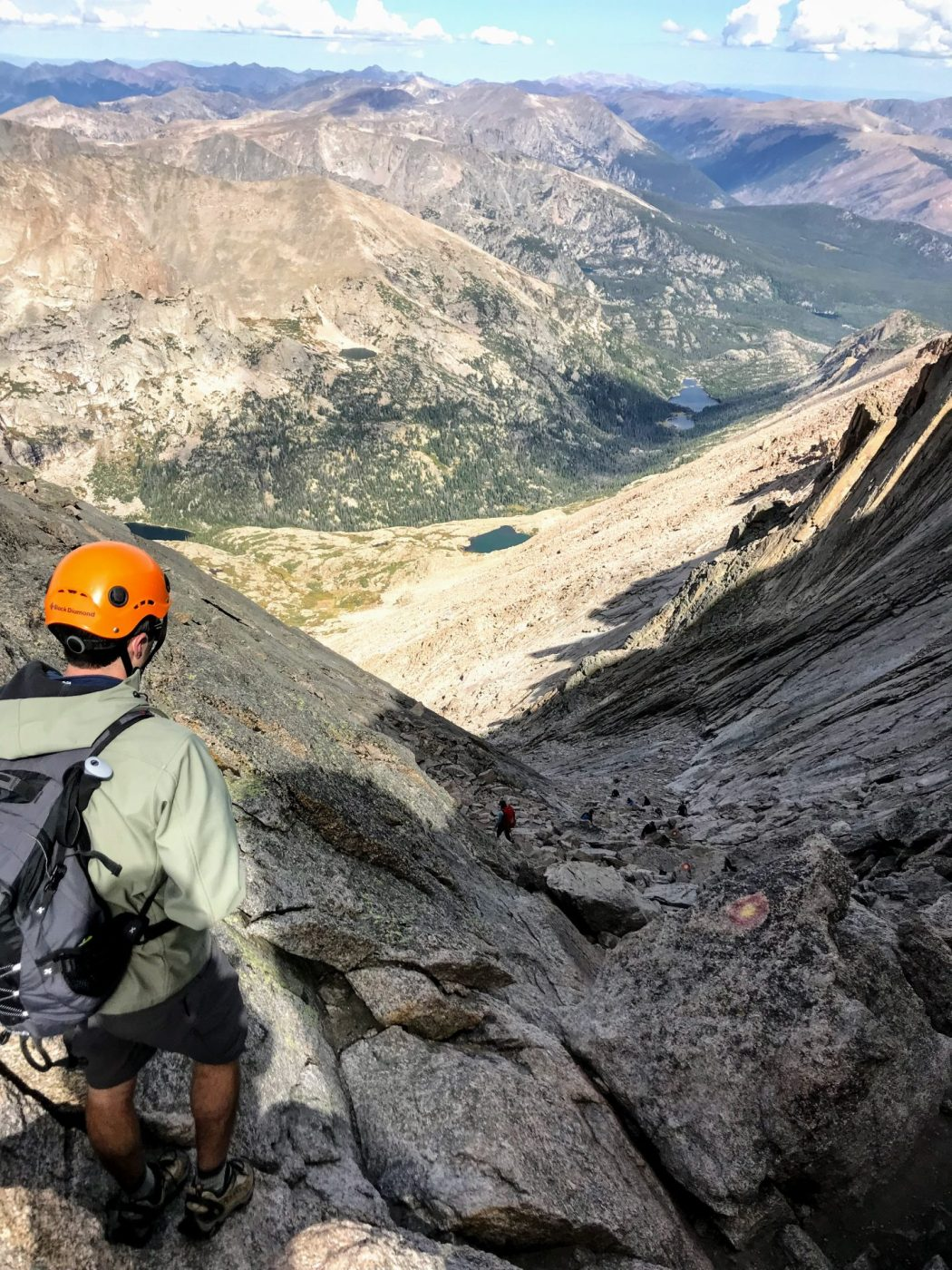 A Late Summer Ascent of Longs Peak 3