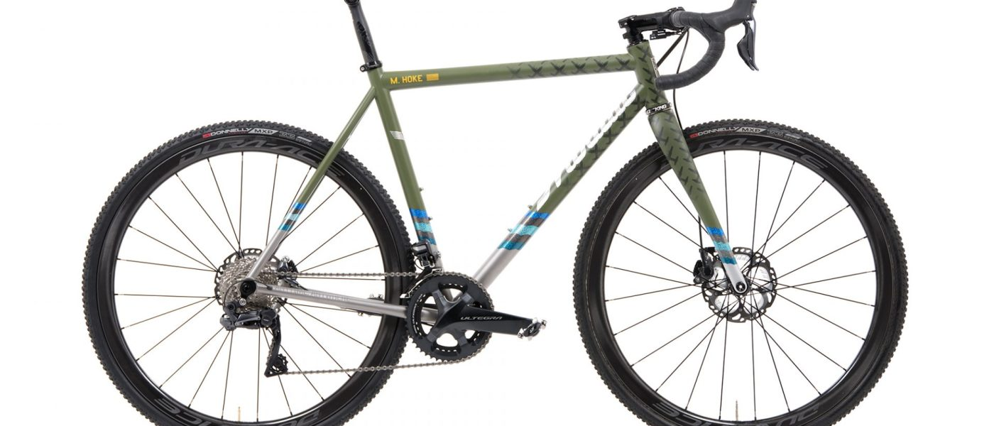 Mosaic Cycles and Mitch Hoke Partner for Wounded Warrior Project 1