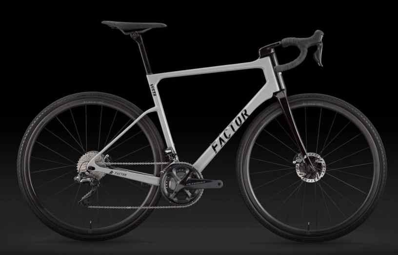 Factor Unveils The Vista All-Road Bike 1