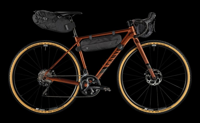Canyon Drops an Affordable Alloy Gravel Bike