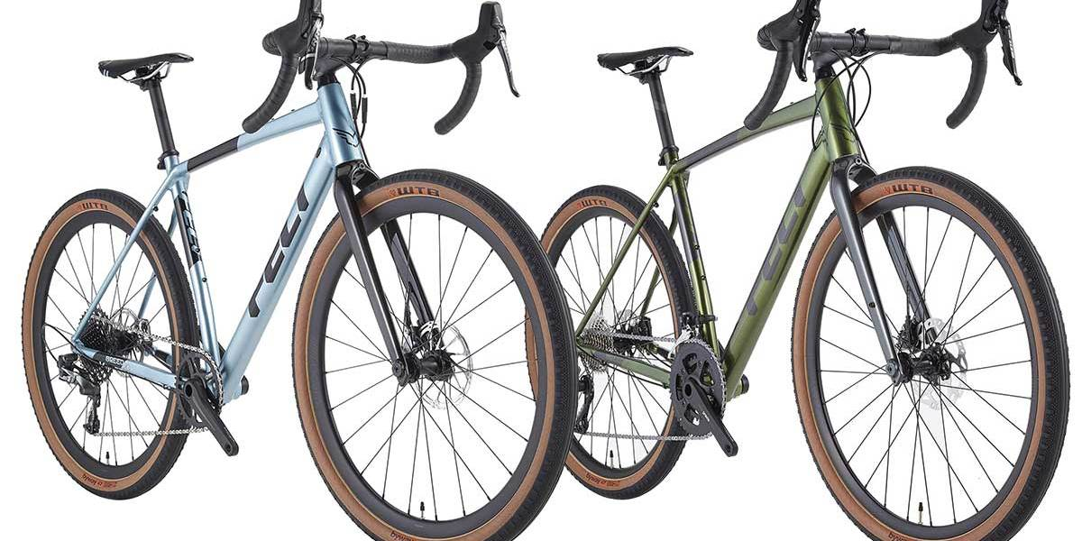 Felt Unleashes Two Affordable and Capable Gravel Bikes 1