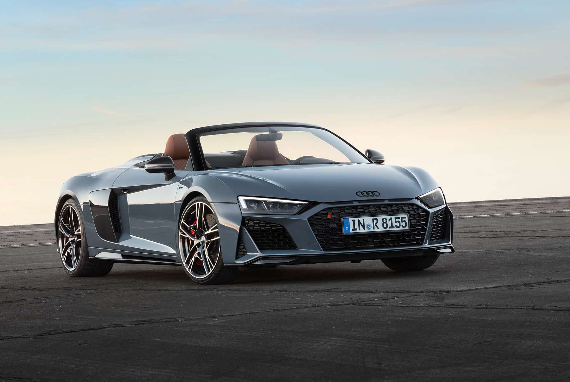 The New Audi R8 Has More Power and Updated Styling 2