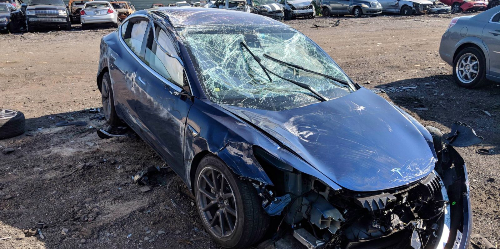 The Tesla Model 3 has the Lowest Probability of Injury of Any Vehicle Ever Tested 3
